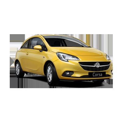 Clase C - Automático Gasolina (Opel Corsa...)