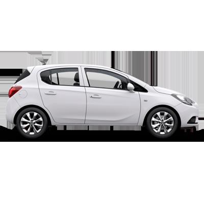Clase A - Gasolina (C3, Fiesta, Corsa...)